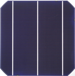 Diamond High Efficiency Multicrystalline Solar Cell