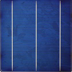 Diamond High Efficiency Monocrystalline Solar Cell